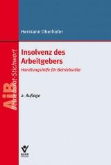 Hermann Oberhofer: Insolvenz des Arbeitgebers