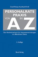 Graz u.a.: Personalratspraxis von A-Z