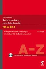 Christian Schoof: Rechtsprechung von A-Z