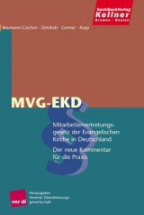 Baumann-Czichon/Germer: Mitarbeitervertretungsgesetz der Evangelischen Kirche in Deutschland (MVG-EKD)