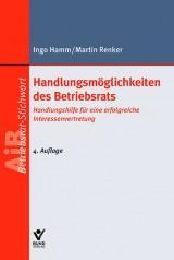 Hamm/Renker: Handlungsmöglichkeiten des Betriebsrats