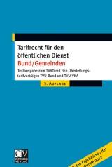 Wolfgang Pieper: Tarifrecht für den öffentlichen Dienst - Bund/Gemeinden