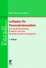 Wolf Klimpe-Auerbach: Leitfaden für Personalratswahlen