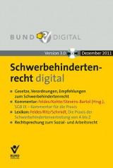 Werner Feldes u.a.: Schwerbehindertenrecht digital